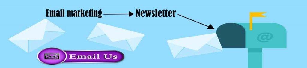 Email marketing e newsletter