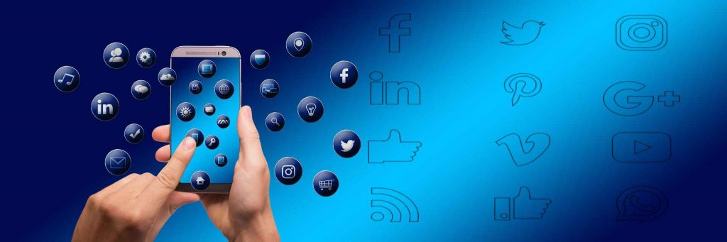 Smartphone e social