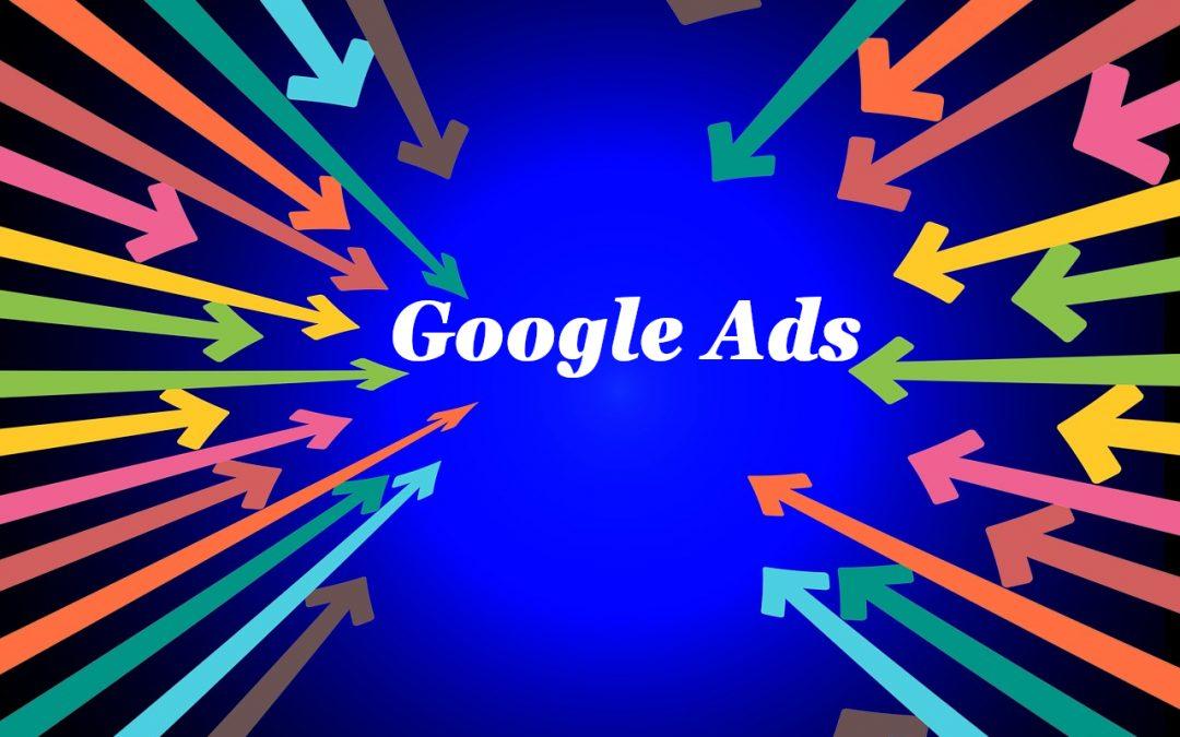 Campagne pubblicitarie Google Ads