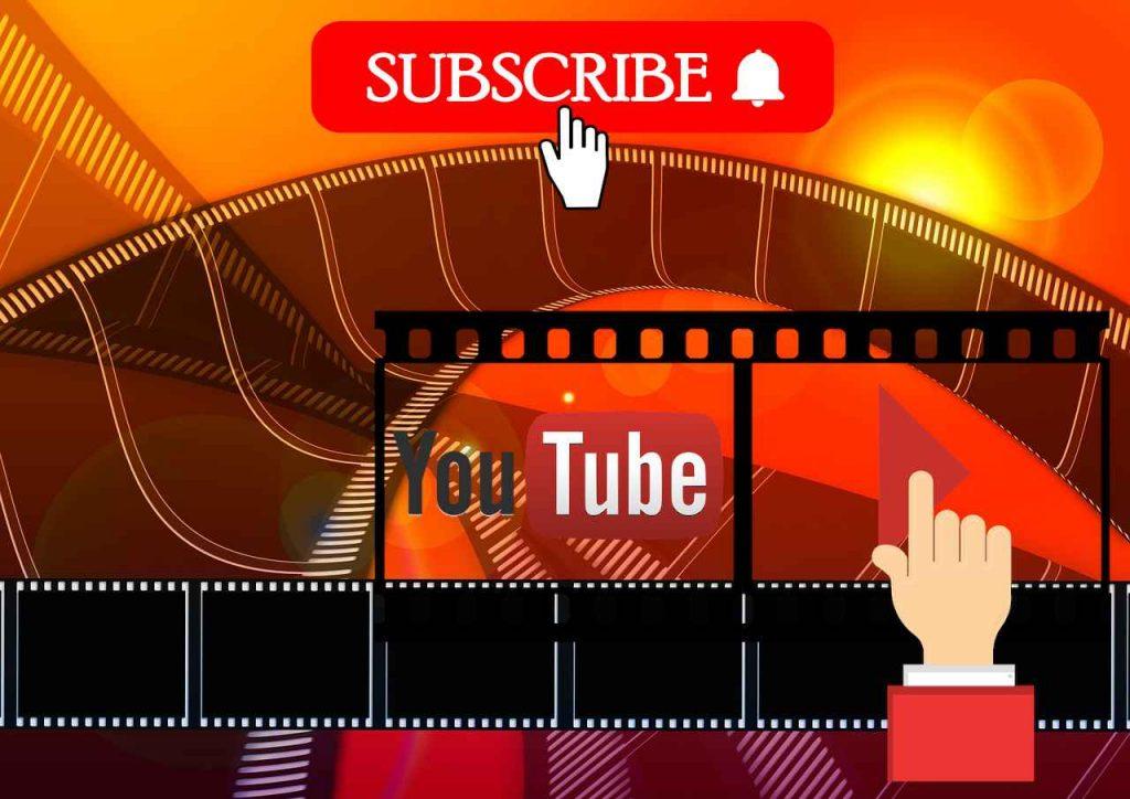 Yiutube subscribe
