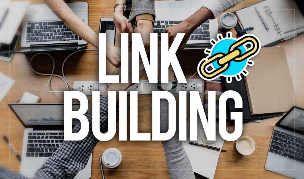 La link building nella SEO